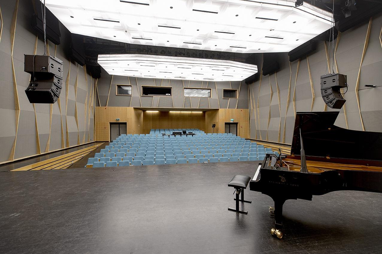 Track Concertstudio